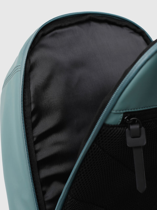 Diesel - F-BOLD BACK, Green/Grey - Backpacks - Image 5