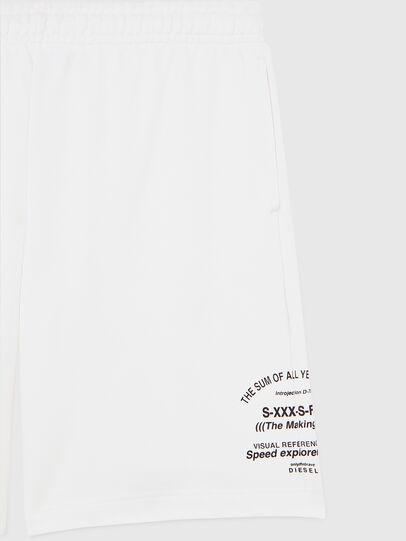 Diesel - P-BOXIER-X2, White - Shorts - Image 4