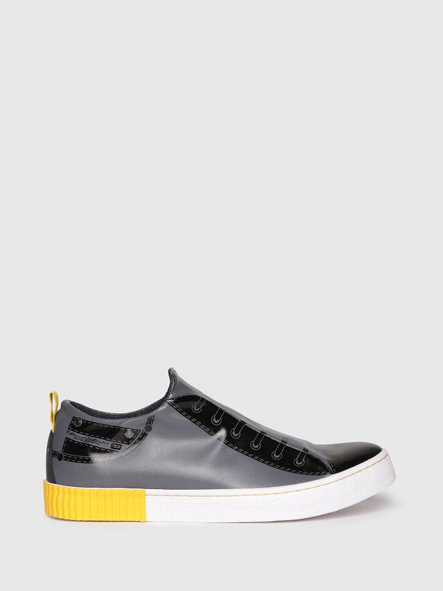 Diesel - S-DIESEL IMAGINEE LOW, Dark grey - Sneakers - Image 1