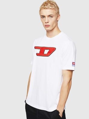 T-JUST-DIVISION-D,  - T-Shirts