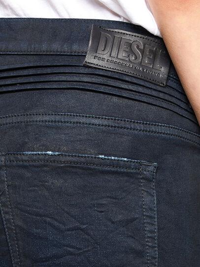 Diesel - Fayza JoggJeans® 069RW, Dark Blue - Jeans - Image 4