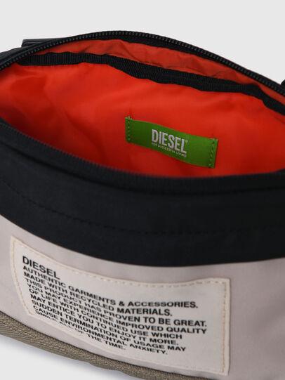 Diesel - DRESSLEK, White/Orange - Crossbody Bags - Image 4