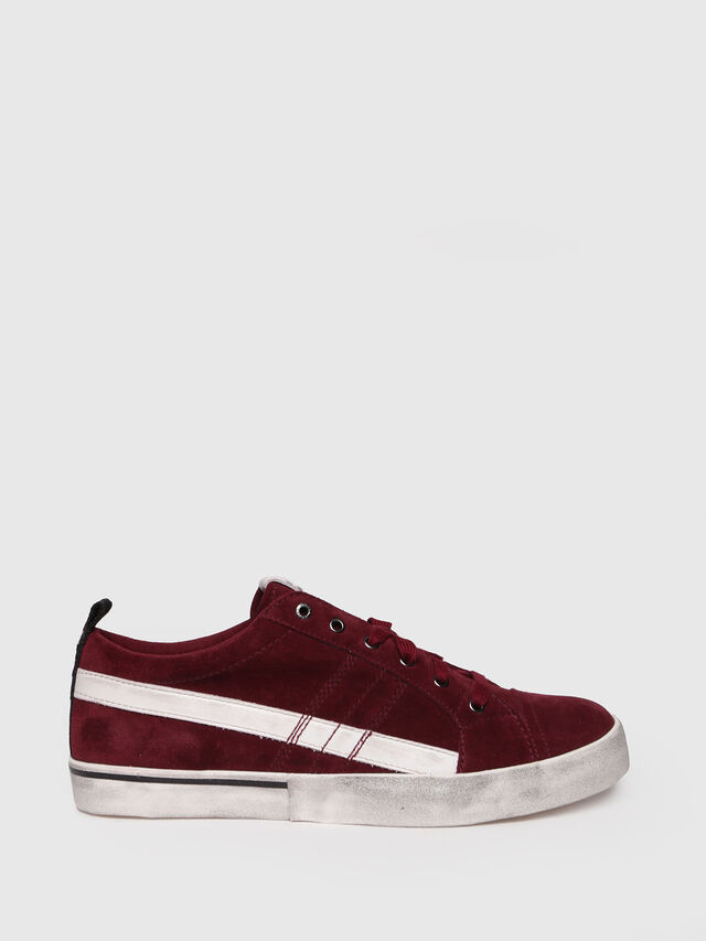 Diesel - D-VELOWS LOW LACE, Red - Sneakers - Image 1