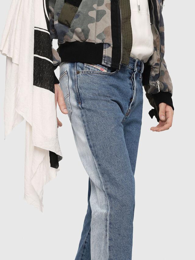 Diesel - Mharky 0077V, Medium blue - Jeans - Image 4