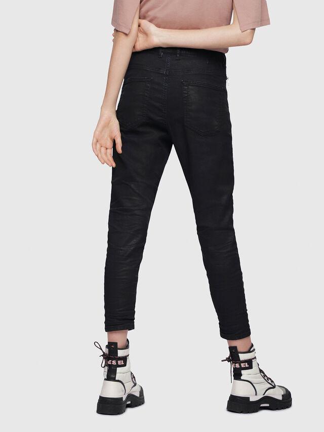 Diesel - D-Eifault JoggJeans 0688U, Black/Dark grey - Jeans - Image 2