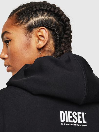 Diesel - F-LUDO, Black - Sweaters - Image 5