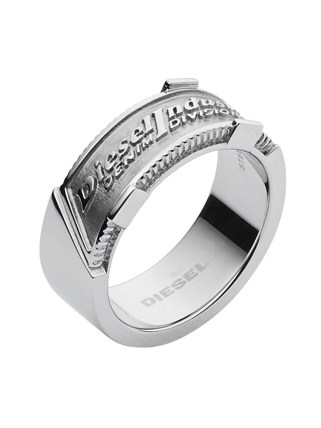 RING DX1037, Silver