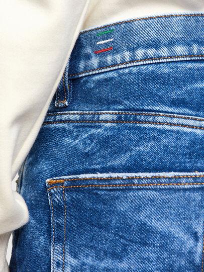 Diesel - D-Strukt 009MH, Light Blue - Jeans - Image 4