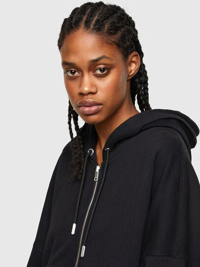 Diesel - F-BILLY-LOGO, Black - Sweaters - Image 3