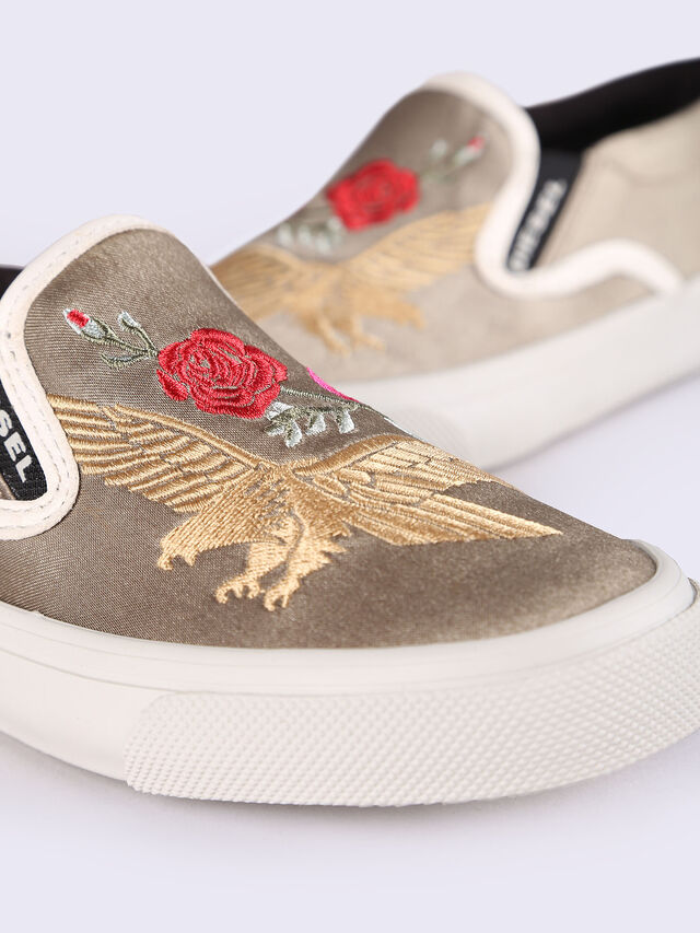 SLIP ON 20 EAGLE-ROS, Gold