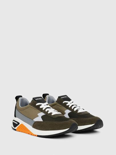 Diesel - S-KB LOW LACE II, Military Green - Sneakers - Image 2