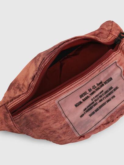 Diesel - BELTPAK, Red - Belt bags - Image 5