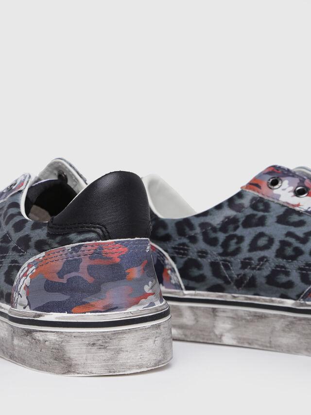 Diesel - S-FLIP LOW W, Blue/Black - Sneakers - Image 4