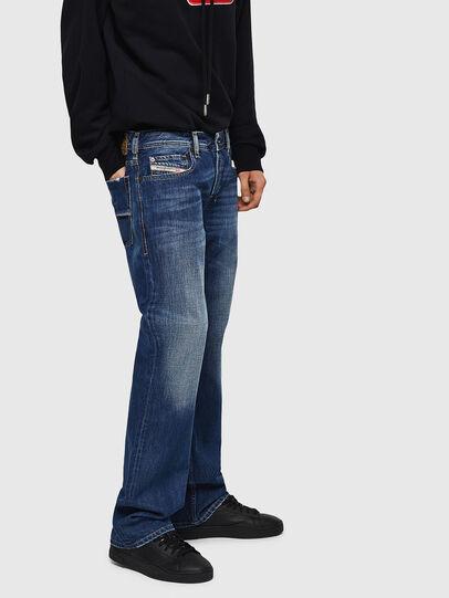 Diesel - Zatiny 008XR, Dark Blue - Jeans - Image 5