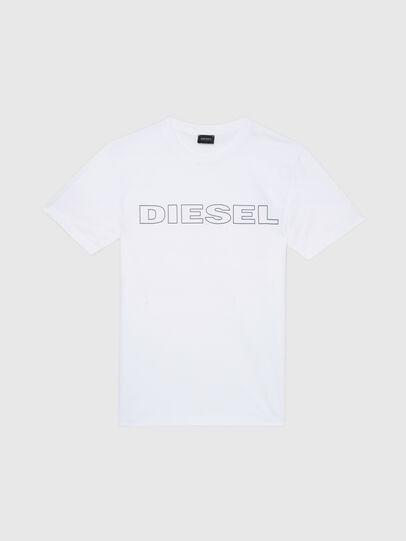 Diesel - UMLT-JAKE TWOPACK, Black/White - Tops - Image 2