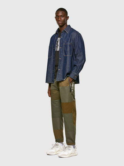 Diesel - P-HOR, Military Green - Pants - Image 6