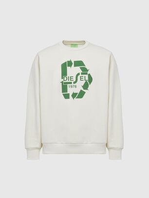 S-GIRK-N81, White - Sweaters