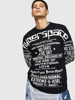 T-JUST-LS-BX1,  - T-Shirts