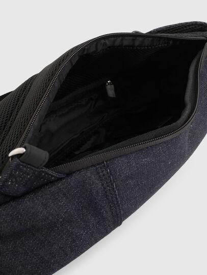 Diesel - BHODIO, Blue - Backpacks - Image 4