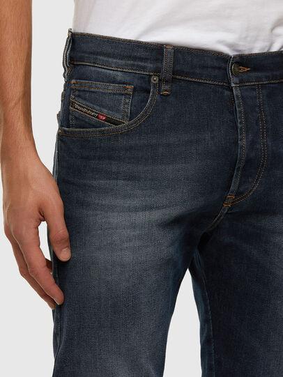 Diesel - D-Yennox 009EM, Dark Blue - Jeans - Image 3