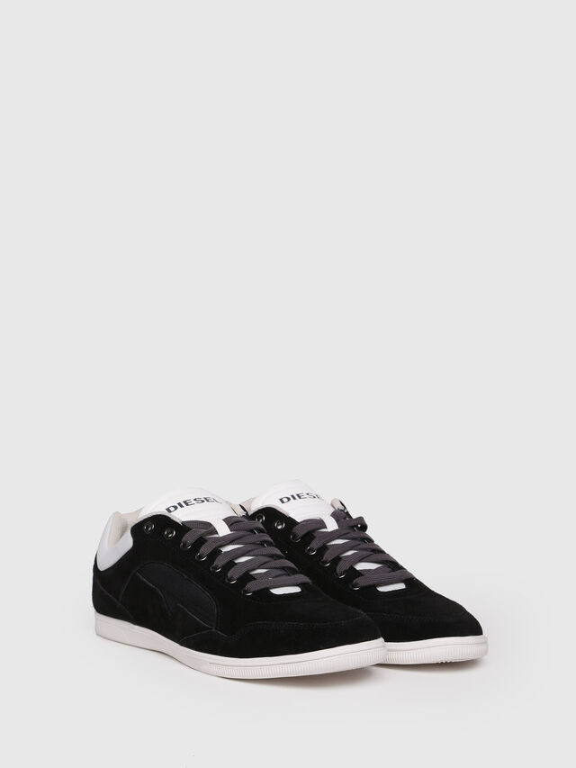 Diesel - S-HAPPY LOW, Black - Sneakers - Image 3