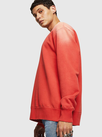 Diesel - S-BAY-SUN, Orange - Sweaters - Image 4