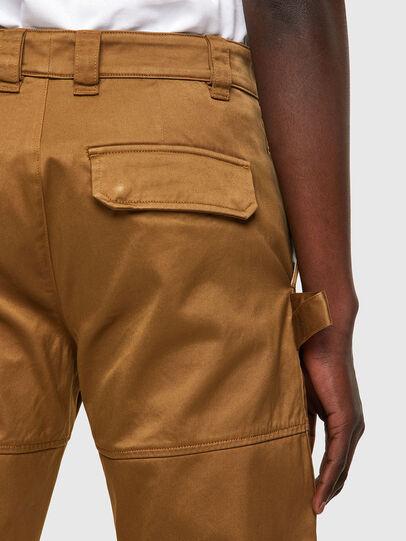 Diesel - P-DUFF, Brown - Pants - Image 3