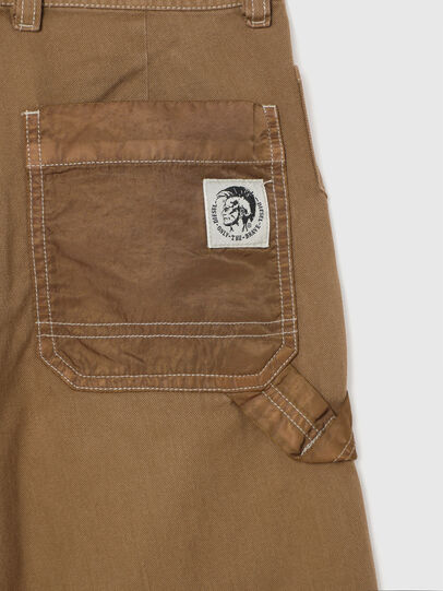 Diesel - PTRENTSHORT, Brown - Shorts - Image 3