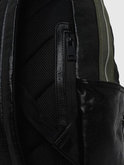 Diesel - ESTE, Black - Backpacks - Image 4