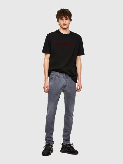 Diesel - D-Luster 009PB, Light Grey - Jeans - Image 5