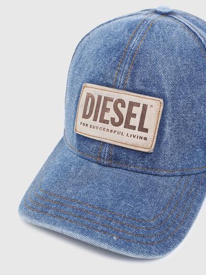 Diesel - C-DEN, Blue - Caps - Image 3