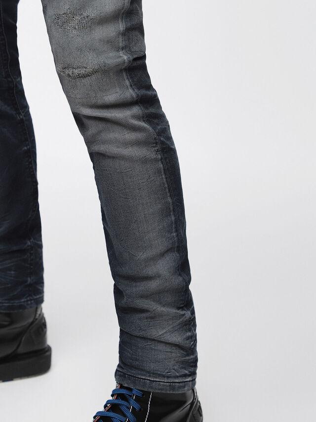Diesel - Thommer JoggJeans 069BC, Dark Blue - Jeans - Image 5