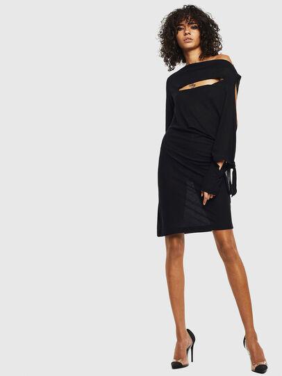 Diesel - D-TITY, Black - Dresses - Image 5