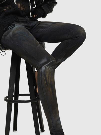Diesel - Slandy 069IV, Black/Dark grey - Jeans - Image 4