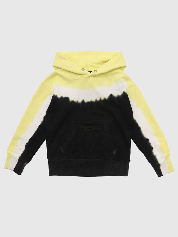 SALBYDEEP OVER, Black/Yellow - Sweaters