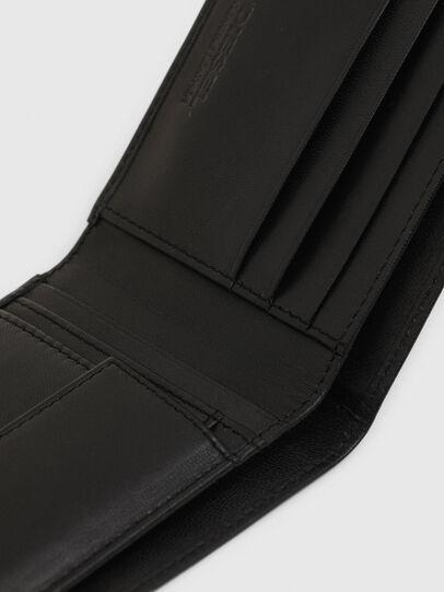 Diesel - HIRESH S, Black - Small Wallets - Image 6