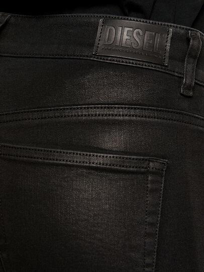 Diesel - Slandy 069JT, Black/Dark grey - Jeans - Image 5