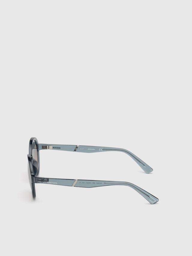 Diesel - DL0264, Blue - Eyewear - Image 3