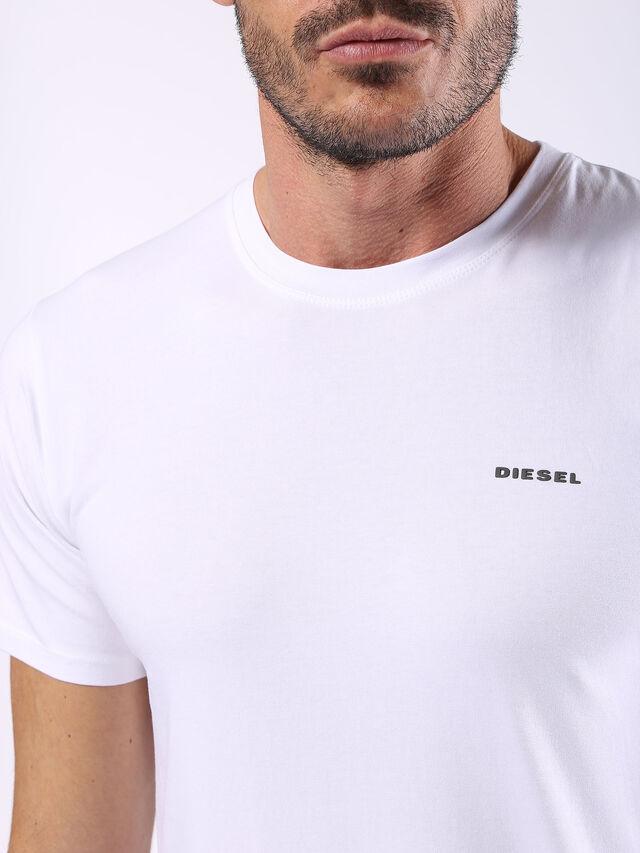 Diesel - UMTEE-RANDAL2PACK, White - Tops - Image 3