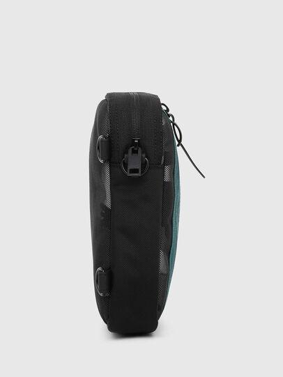 Diesel - ODERZO Z, Blue/Grey - Crossbody Bags - Image 3