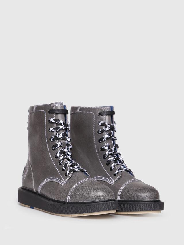 Diesel - D-CAGE DBB, Grey - Boots - Image 2
