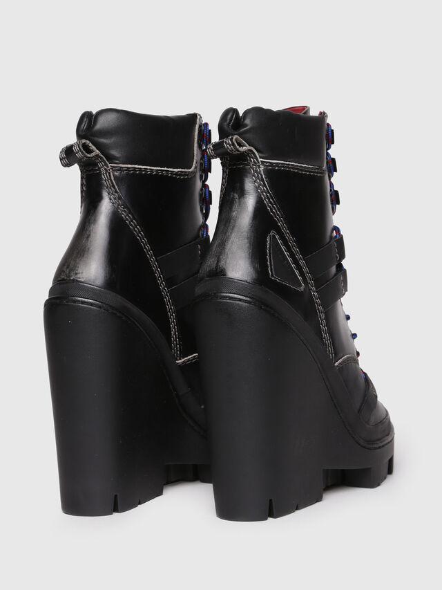 Diesel - D-VIBE MB, Black - Ankle Boots - Image 3