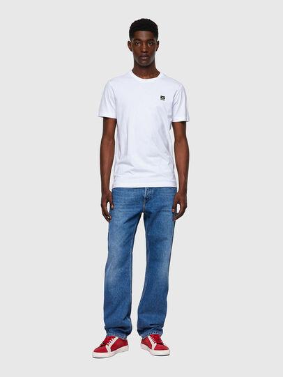 Diesel - T-DIEGOS-K30, White - T-Shirts - Image 4