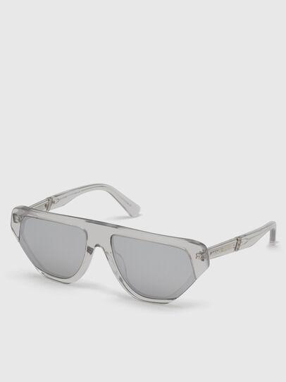 Diesel - DL0322, Grey - Sunglasses - Image 2