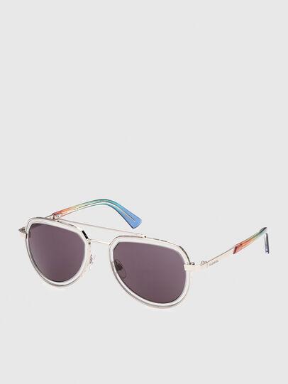 Diesel - DL0266, Multicolor - Sunglasses - Image 2
