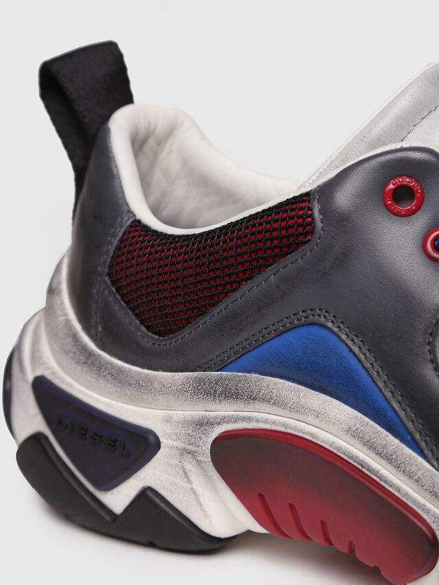 Diesel - S-KIPPER LC, Grey - Sneakers - Image 4