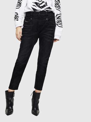Fayza 0091I, Black/Dark grey - Jeans