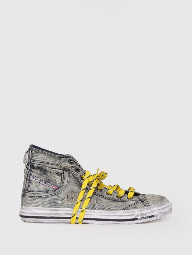 Diesel - EXPOSURE IV W, Grey/Blue - Sneakers - Image 1