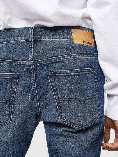 Diesel - D-Luster 0095H, Medium blue - Jeans - Image 4
