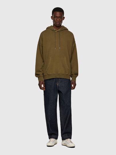 Diesel - S-ERPOCKOO-B1, Olive Green - Sweaters - Image 5